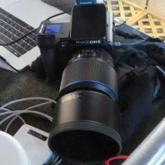 カメラ・フェーズワン・グラフィック撮影・本体600万円・1億5800万画素・レンズ115万