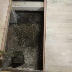 昭和でレトロなアパートスタジオ・床下・開口・宝物・白骨死体・事件現場・床下開けれる・ハウススタジオ