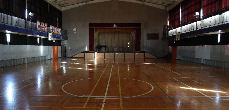 まるまる学校スタジオ体育館