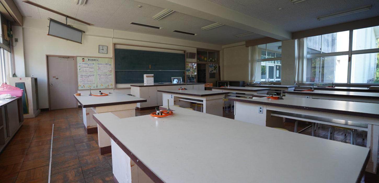 撮影で使える学校スタジオ・理科室・実験室・東京近郊・ロケ地