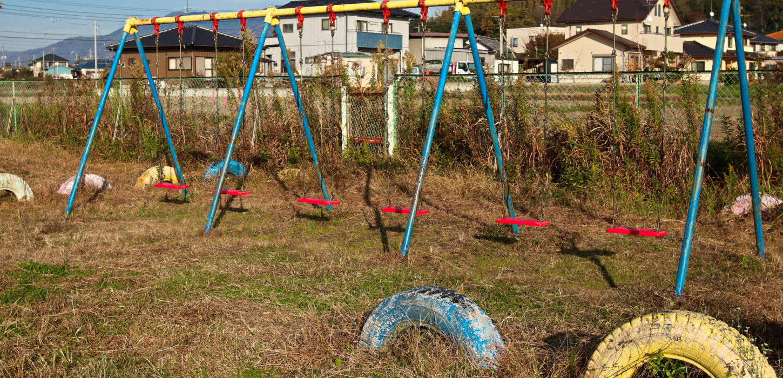 撮影で使える学校スタジオ・校庭・ブランコ・・遊具・東京近郊・ロケ地